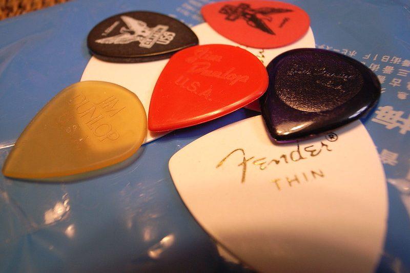 Guitar Picks by Toshiyuki IMAI