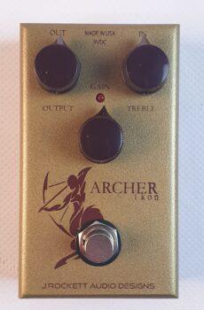 J. Rocket Archer Ikon
